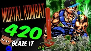 Mortal Kombat In The Hood : STONED | ANIMATION