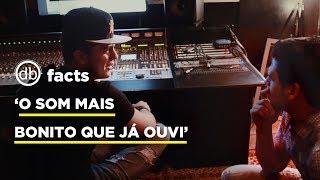Luan Santana ouvindo 'Tudo que você quiser' pronta pela primeira vez - Vip Facts