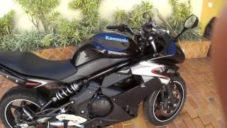Vendo ou Troco - Kawasaki Ninja 650R 2012 - Praticamente ZERO (de verdade) - Rio de Janeiro