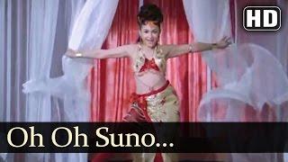 Ho O Suno To Jaani - Helen - Pran - Aansoo Ban Gaya Phool - Asha Bhosle - Cabret Song