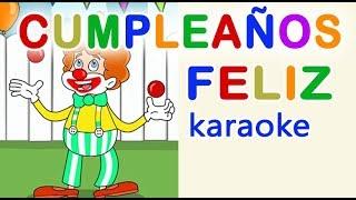 CUMPLEAÑOS FELIZ con letra español FELIZ CUMPLEAÑOS happy birthday por Coletas y Pachete
