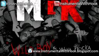MGK Ft Waka Flocka Flame - Wild Boy (Instrumental With Hook)