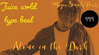 "[FREE] Juice Wrld x J cole type beat "" Alone in the Dark ""prod by MagicSoundsBeats"