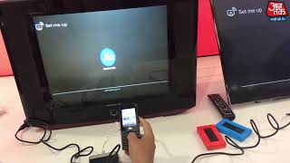 How Jio Phone works with TV.| How JioTV works Full Tutorial video.