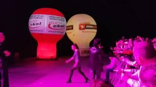 Fancy - BOLERO - Łódź Atlas Arena 11.02.2017 Poland przywitanie z publicznością