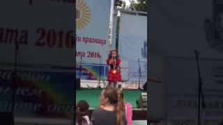 Анжелина Денчева, Джамайка