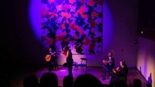 Fado med sangerinden Carminho Louisiana 6. december 2013