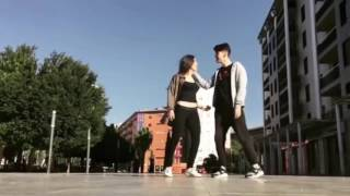 Ed Sheeran - Galway Girl ♫ Shuffle Dance (Music video) Electro House ♫ (Aidan McCrae Bootleg)