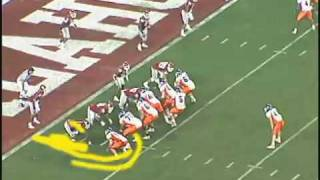 3 Plays That Shocked The World, 2007 Fiesta Bowl