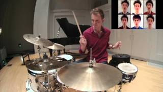 Flintstones - Jacob Collier - (Drums: Josh Roberts)
