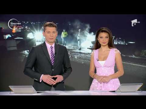 Observator TV 17/04/2017 - Ştirile zilei