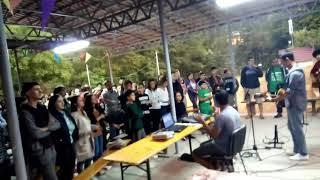 Catalin Ciuculescu Band la Tabara Adapostul