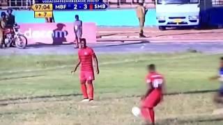 Goli la Mzamiru Yassin FT. Mbao F.C. 2-3 Simba S.C. | VPL | 10/4/2017 |