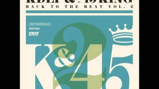"K-Def & 45 King ""Right Before Your Eyes"""