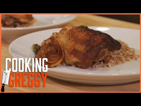 How to Make Firehouse Chicken - Cooking with Greggy Ep. 2