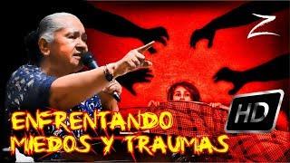 ENFRENTANDO MIEDOS Y TRAUMAS 😱- PREDICA Luz Marina de Galvis PREDICACIONES CRISTIANAS width=