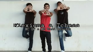 FLEXIONA A TCHECA - MC GW e MC Dadá Boladão - Coreografia | Hyghoor Gonçalves