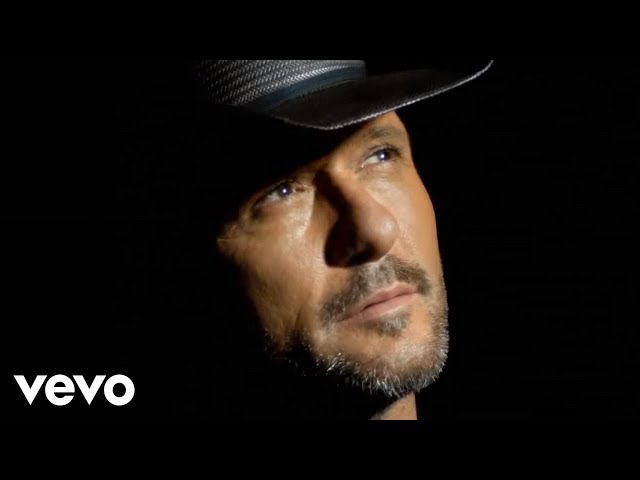 Videoclip oficial de 'Humble and Kind', de Tim McGraw.