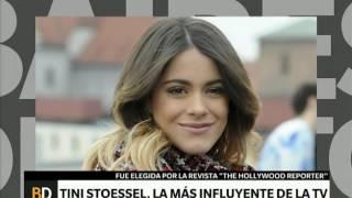 Tini Stoessel, una de las más influyentes de la TV mundial – Telefe Noticias