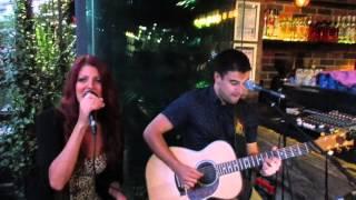DJ Snake & AlunaGeorge - You Know I Like It (live cover by Sarah Jordan)