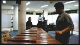 Miguel Cruz - Vibraciones: I Festival de Vibráfono y Marimba