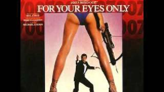 """Bill Conti - Runaway (from the motion picture """"For your eyes only"""" 1981)"""