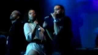 Ludacris & Shawnna: what's your fantasy Live NYC