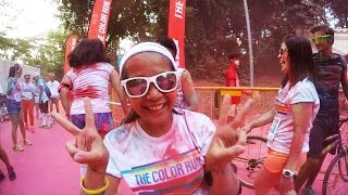 The Color Run Singapore 2015