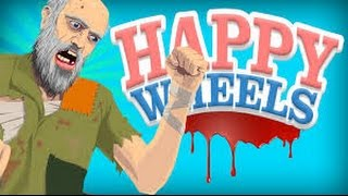 Deadpool Gaming: Happy Wheels!!!!!