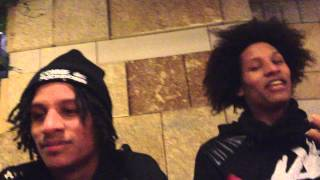 Les Twins (real toughness at roppongi)