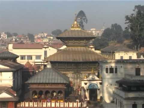 Voyage au Nepal – Pashupatinath – Katmandou – Mandap Travels
