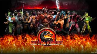 Mortal Kombat || Theme Song 5