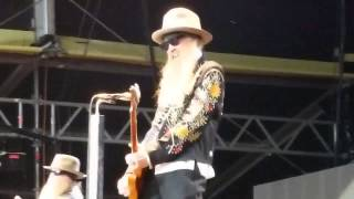 ZZ Top -  Rock Me Baby (BB King Cover)
