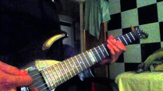 Born Of Osiris - Abstract Art (Guitar Cover)