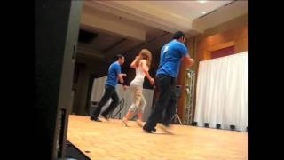 SALSA Y CONTROL BOSTON -  WORKSHOP FOOTWORK/SHINES
