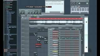 ALKALINE - RIDE ON ME INSTRUMENTAL [FL STUDIO REMAKE]