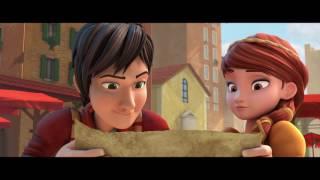Leo Da Vinci: Missione Monna Lisa - trailer