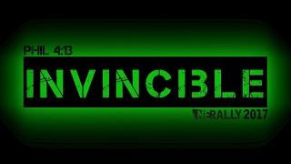 Invincible - Phil 4:13