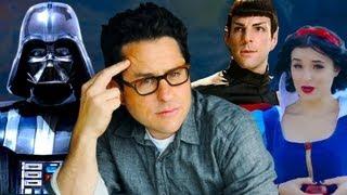 JJ Abrams Star Wars - THE MUSICAL