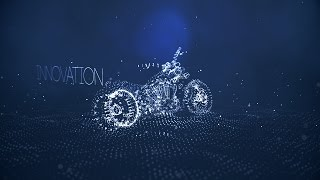 Particle Ride with Trapcode Form