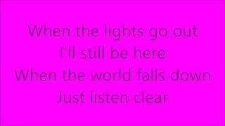 Carolina Deslandes ft. Agir - Mountains lyrics (letra)