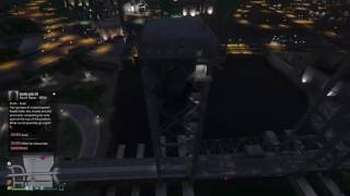 GTA Stunt Parachuting