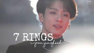 Jeon Jungkook • 7 Rings • FMV