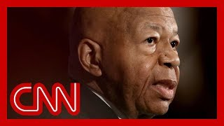 Rep. Elijah Cummings (D-MD), the chairman of the House Oversight Committee, has died at the age of 68 due to health complications, according to a statement from his office. #CNN #News