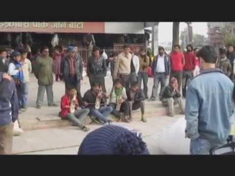 City Tour in One Minute: Kathmandu, Nepal
