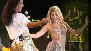 Ivete Sangalo feat. Shakira - Dançando 2012