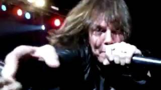 Europe Cherokee. Joey Tempest in Bremen Concert.wmv