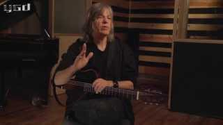 Yamaha Silent Guitar – Mike Stern