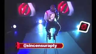 Original Dan (Q.E.P.D.) - Que Dichoso Es El - Live From Stage - Sin Censura