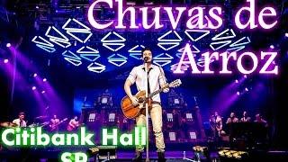 Chuvas de Arroz - Luan Santana Acústico - Citibank Hall SP - 28/03/2015